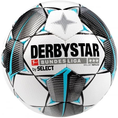 Select DERBYSTAR BRILLANT REPLICA - Fotbalový míč