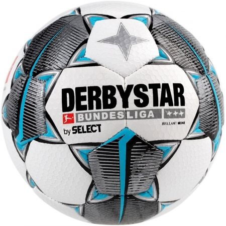 Select DERBYSTAR BRILLANT REPLICA MINI - Fotbalový míč