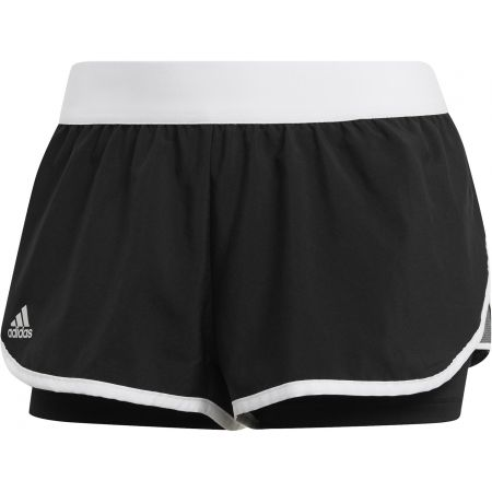 Dámské šortky - adidas CLUB SHORT - 1