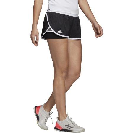 Dámské šortky - adidas CLUB SHORT - 4
