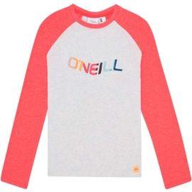 O'Neill LG NEVA L/SLV T-SHIRT - Dívčí tričko s dlouhým rukávem