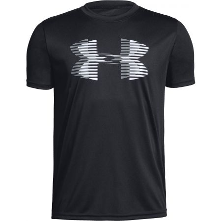 Under Armour TECH BIG LOGO SOLID TEE - Chlapecké tričko