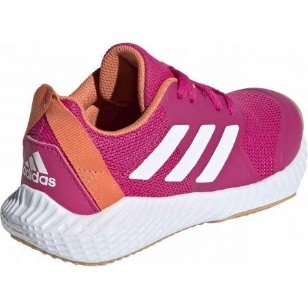 Dětská sálová obuv - adidas FORTAGYM K - 4