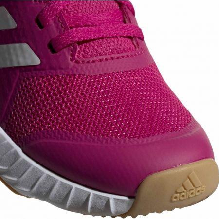 Dětská sálová obuv - adidas FORTAGYM K - 7