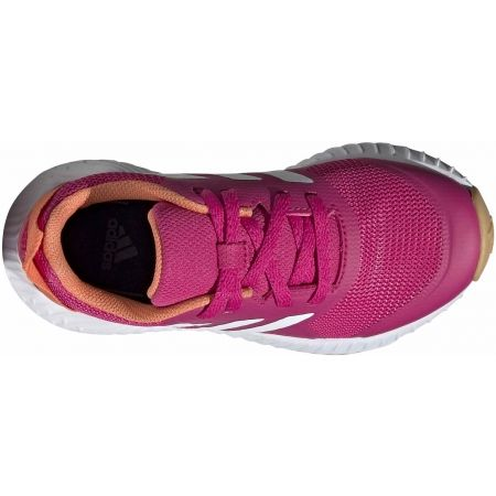 Dětská sálová obuv - adidas FORTAGYM K - 5