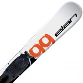 Elan VARIO - Sjezdové twintip lyže
