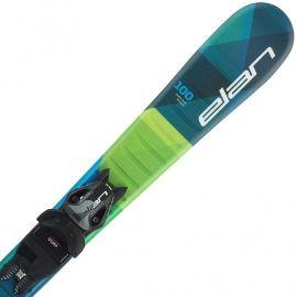 Elan MAXX QS + EL 7.5 - Chlapecké sjezdové lyže