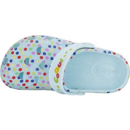 Dětské sandály - Coqui LITTLE FROG PRINTED - 6