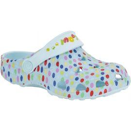 Coqui LITTLE FROG PRINTED - Dětské sandály