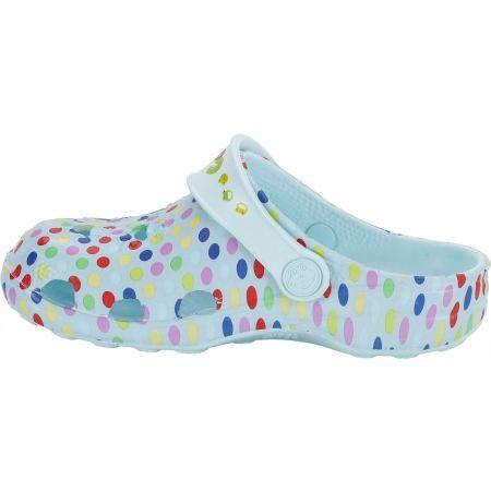 Dětské sandály - Coqui LITTLE FROG PRINTED - 4