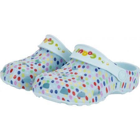 Dětské sandály - Coqui LITTLE FROG PRINTED - 2
