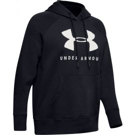 Under Armour RIVAL FLEECE SPORTSTYLE GRAPHIC HOODIE - Dámská mikina
