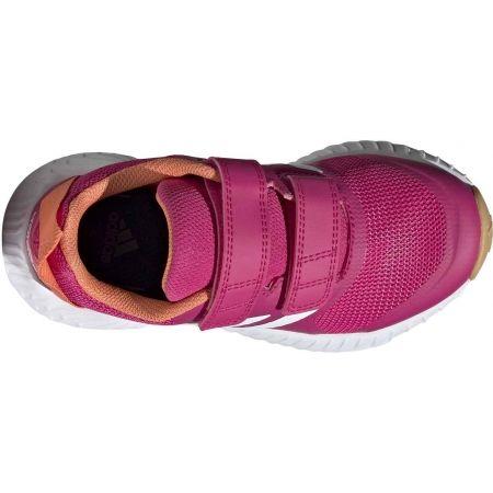 Dětská sálová obuv - adidas FORTAGYM CF K - 4