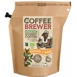 Grower's Cup KÁVA ETHIOPIA - Bio káva