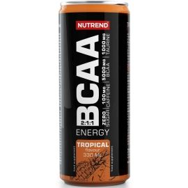 Nutrend BCAA ENERGY 330ML TROPICAL