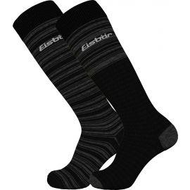 Eisbär SKI COMFORT 2 PACK - Lyžařské ponožky