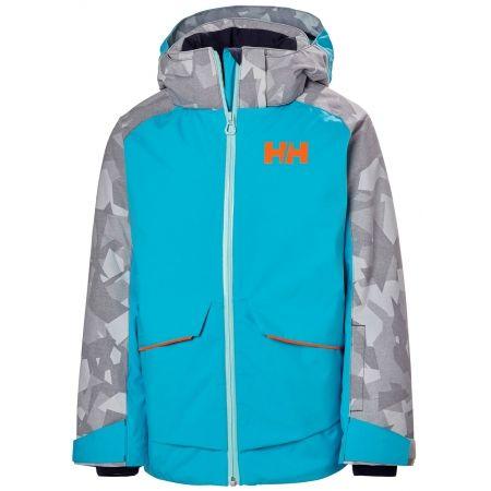 Helly Hansen JR STARLIGHT JACKET - Dětská lyžařská bunda