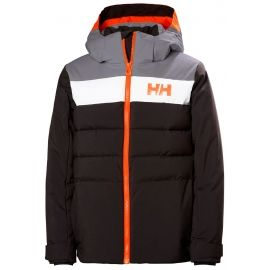 Helly Hansen JR CYCLONE JACKET - Chlapecká lyžařská bunda