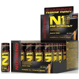 Nutrend N1 SHOT ORANGE FIRE - Stimulant