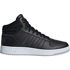 adidas HOOPS 2.0 MID - Pánská volnočasová obuv