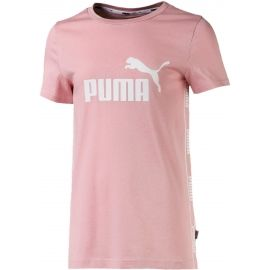 Puma AMPLIFIED TEE G - Dívčí sportovní triko