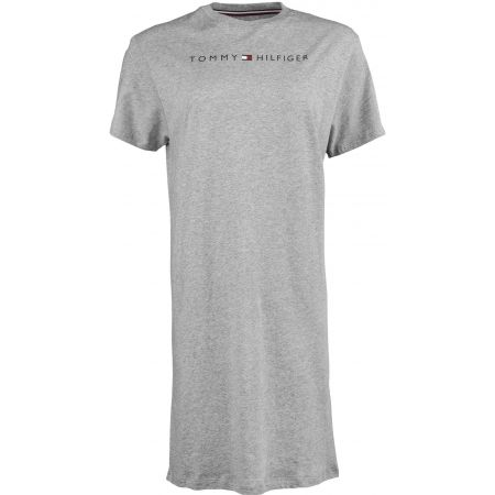 Tommy Hilfiger RN DRESS HALF SLEEVE - Dámské prodloužené tričko