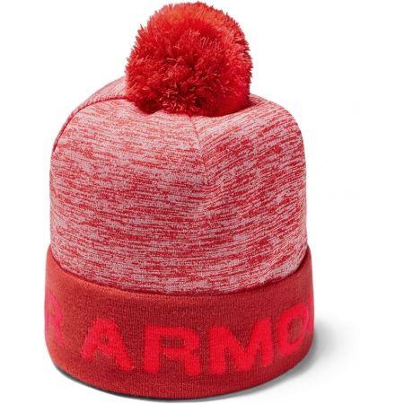 Under Armour GAMETIME POM BEANIE - Chlapecká čepice