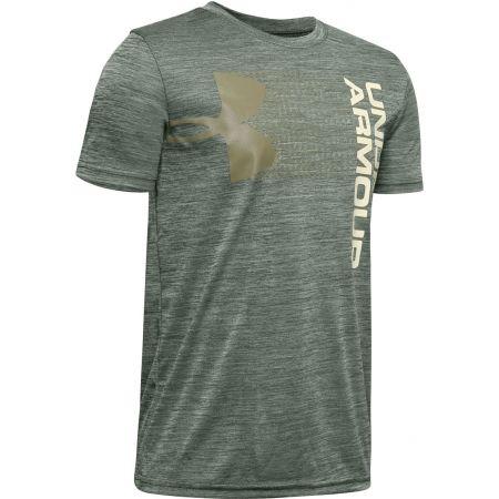 Under Armour CROSSFADE TEE - Dětské tričko