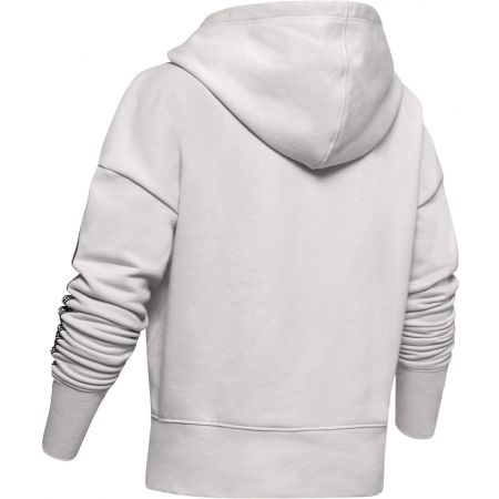 Dívčí mikina - Under Armour SPORTSTYLE FLEECE HOODY - 2
