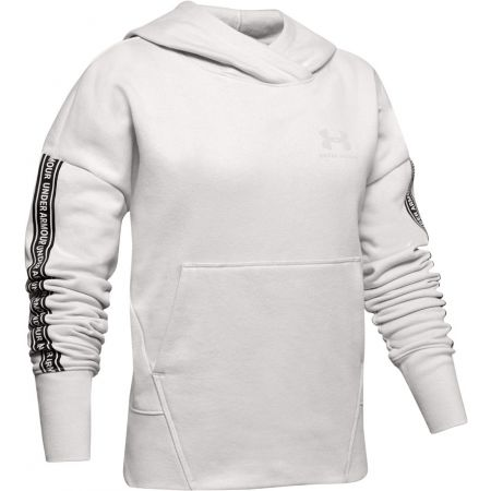 Dívčí mikina - Under Armour SPORTSTYLE FLEECE HOODY - 1