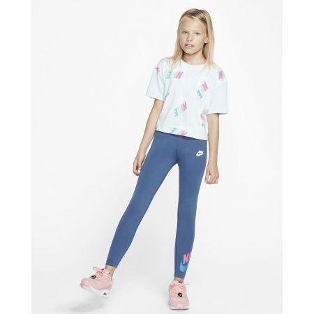 Dívčí legíny - Nike NSW FAVORITES FF LEGGING - 3