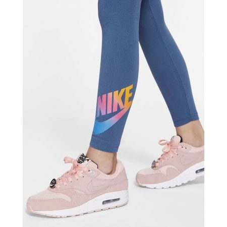 Dívčí legíny - Nike NSW FAVORITES FF LEGGING - 6