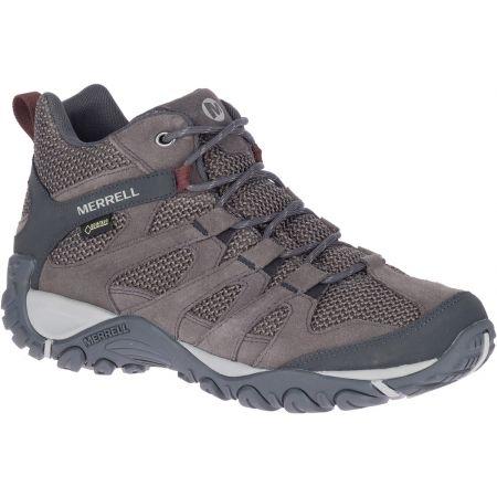 Merrell ALVERSTONE MID GTX - Pánské outdoorové boty