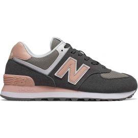 New Balance WL574NDB - Dámská volnočasová obuv