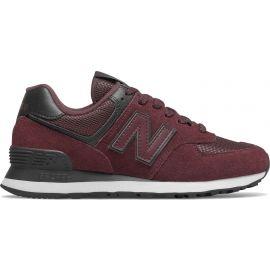 New Balance WL574WNR - Dámská volnočasová obuv