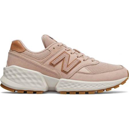 Dámská volnočasová obuv - New Balance WS574ADA - 1
