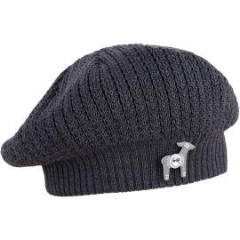 Kama PLETENÝ BARET AD39 - Dámský pletený baret