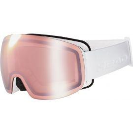 Head GALACTIC FMR COPPER + SPARELENS - Dámské lyžařské brýle