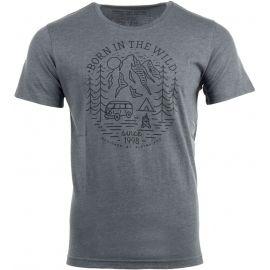 ALPINE PRO RHYS - Pánské triko