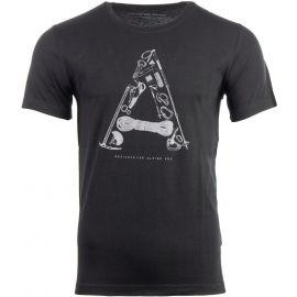 ALPINE PRO TITAN - Pánské triko