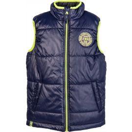 Lewro ATHOS - Dětská prošívaná vesta