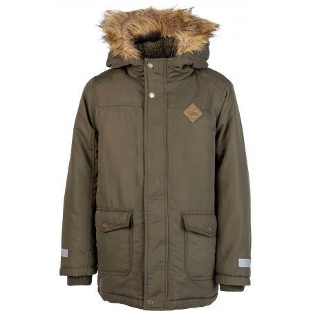 Lewro ARTUR - Chlapecký zimní kabát