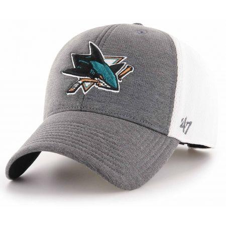Kšiltovka - 47 NHL San Jose Sharks Haskell 47 MVP - 1