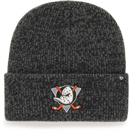 47 NHL Anaheim Ducks Brain Freeze CUFF KNIT - Zimní čepice