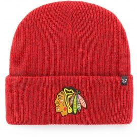 47 NHL Chicago Blackhawks Brain Freeze CUFF KNIT