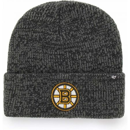 Zimní čepice - 47 NHL Boston Bruins Brain Freeze CUFF KNIT - 1