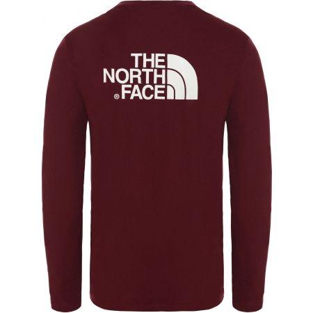Pánské tričko - The North Face L/S EASY TEE DEEP M - 2