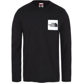 The North Face L/S FINE TEE M - Pánské tričko