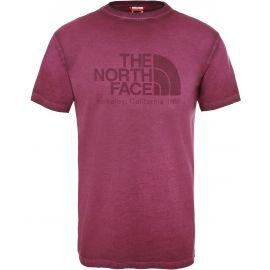 The North Face S/S WASHED BT-EU M - Pánské tričko