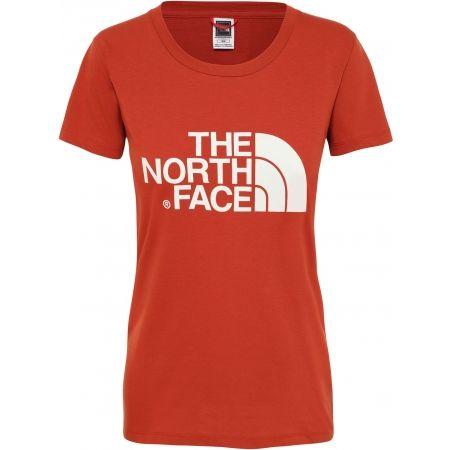 Dámské tričko - The North Face S/S EASY TEE - 1